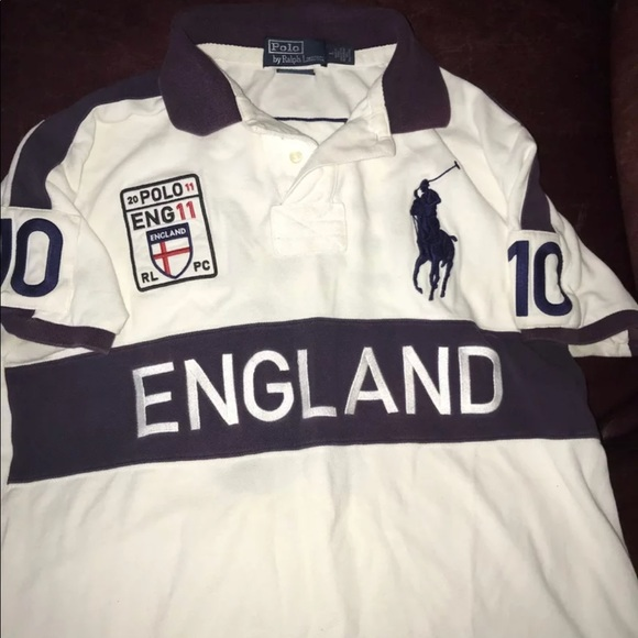 Fit L Custom Polo Ralph Size England Lauren JcTKFl1